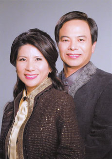 Sunny_Hsu_and_Debra_Hsieh Amway opportunity