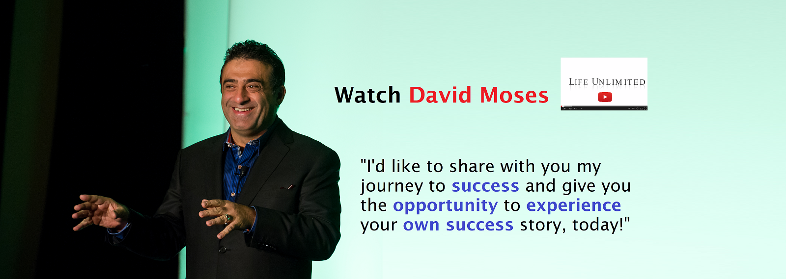 David Moses make money with zija
