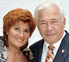 Peter and Eva Muller-Meerkatz 1