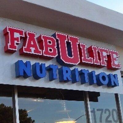 fab-u-life nutrition