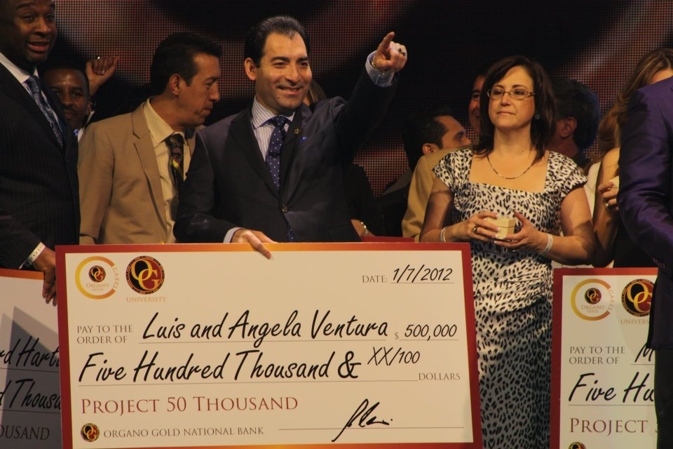 is organogold a scam