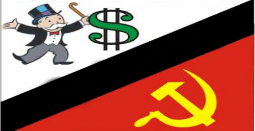 From Communism to Commissions