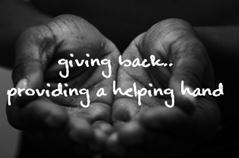 Continue to Give Back